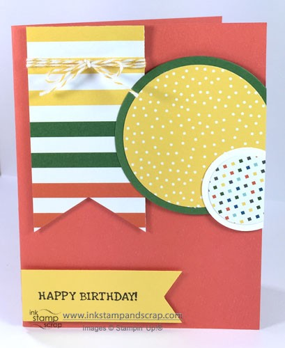 DIY Boy and Girl Birthday Cards