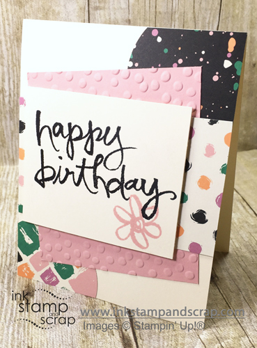 Make a DIY Greeting Card Using New and Old