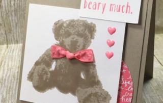 baby bear, linda bartolucci