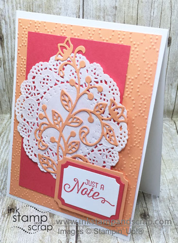 Flourish Bundle DIY Greeting Card and Video