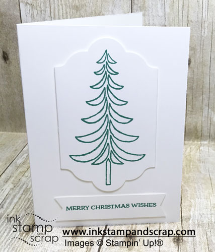 super simple christmas card