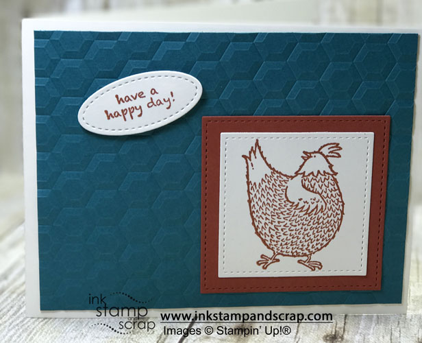 Hey Chic Fun Sale-a-Bration Stamp Set