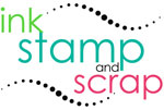 Ink Stamp and Scrap Logo
