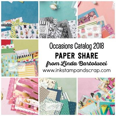 2018 occasions paper share