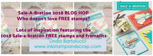 sale-a-bration blog hop
