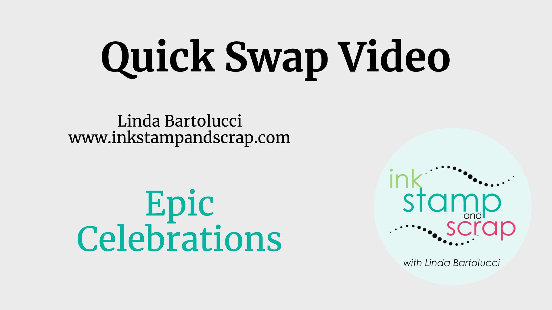 Quick Swap Video Epic Celebrations