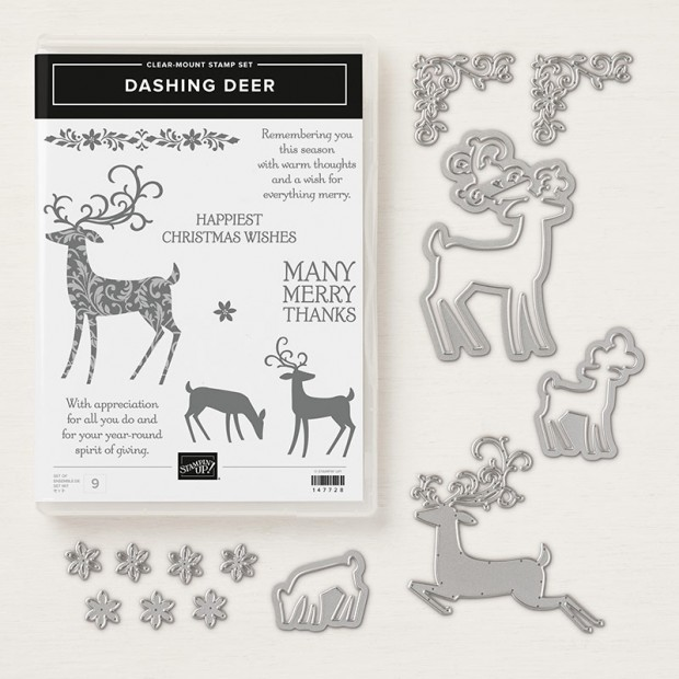 holiday catalog favorites dashing deer