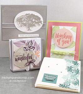 Online and LIVE Classes Return to Ink Stamp and Scrap!