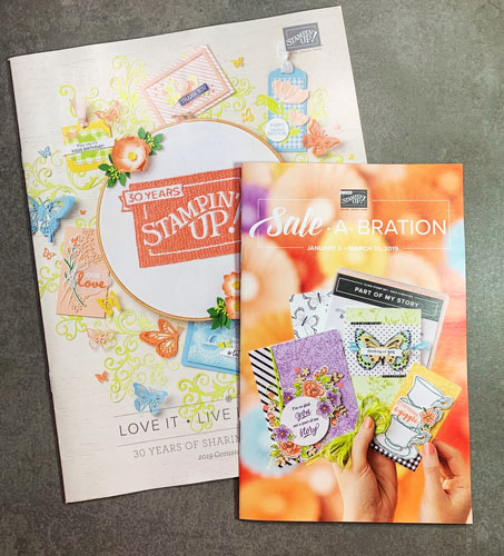occasions catalog and 2019 sale-a-bration