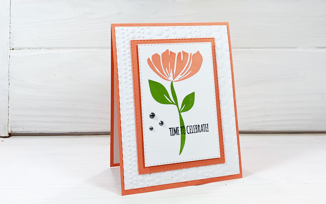 Make a Card with Lots of Layers