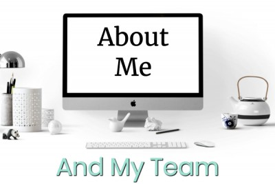 about me my team