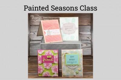 painted season class