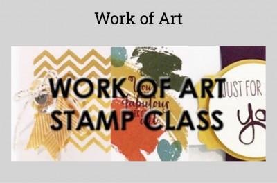 work of art class