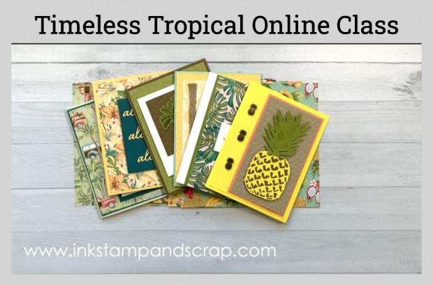 timeless tropical class