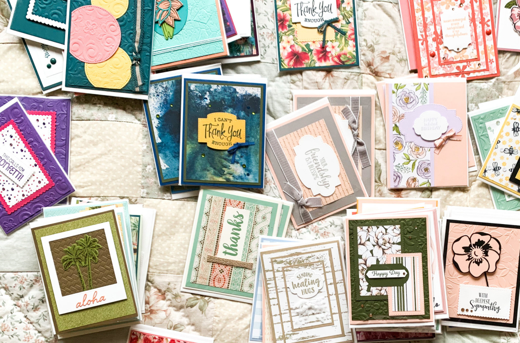 Flash Sale!  Limited Supply of Handmade Cards