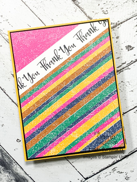 thank you new colors new papers