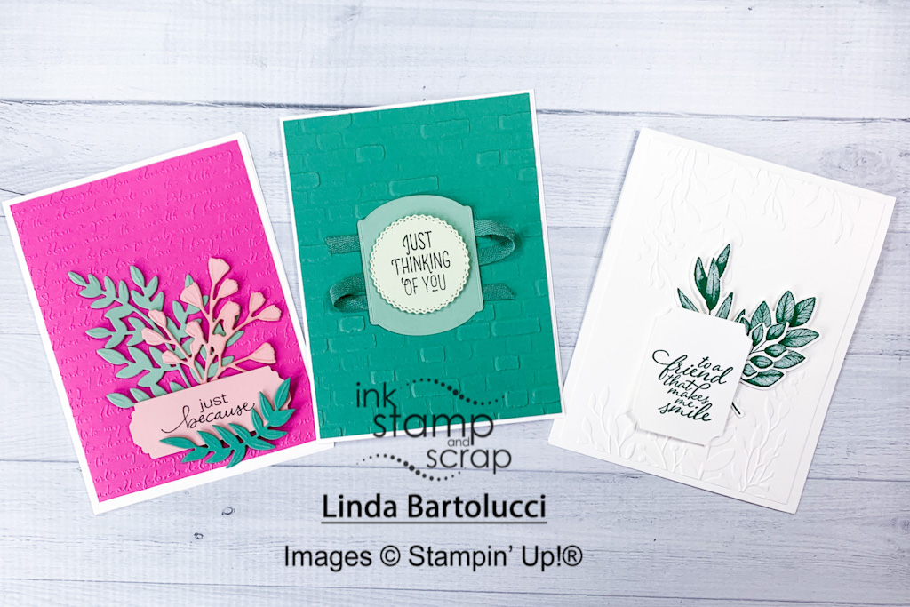 Stamp with Me – New Stampin