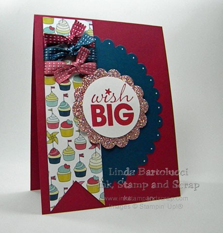 shimmer paper, stampin up, big shot, punches